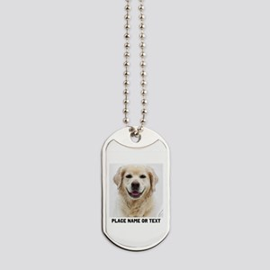 Dog Photo Customized Dog Tags